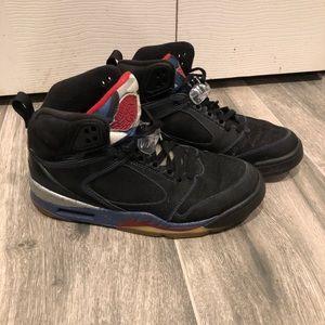 Air Jordan Sixty Plus Sneakers Size 8.5